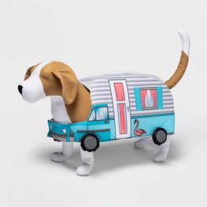 retro camper dog costume