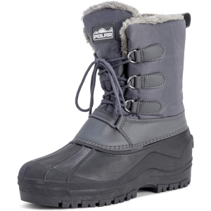 POLAR Muck Lace Up Duck Boots