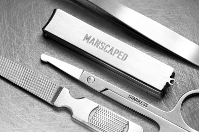 Manscaped The Shears 2.0 Luxury Nail Kit
