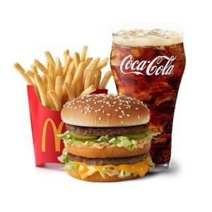 McDonald's Big Mac Combo Meal
