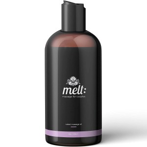 Melt Sweet Almond Sensual Massage Oil
