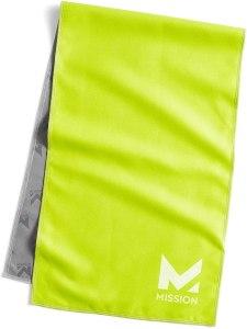mission original cooling towel, cooling towels, best cooling towels
