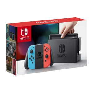 Nintendo Switch - best gift for teens overall