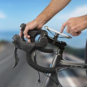 nite ize steelie phone mount, best bike phone mount