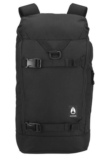 nixon hauler 35l black backpack