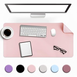 non-slip desk pad, back to school shopping