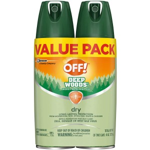 OFF! Deep Woods Insect & Mosquito Repellent