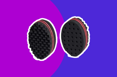 SpongeX Hair Twist Sponges