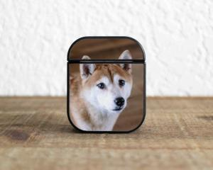 airpod cases personalized dog face