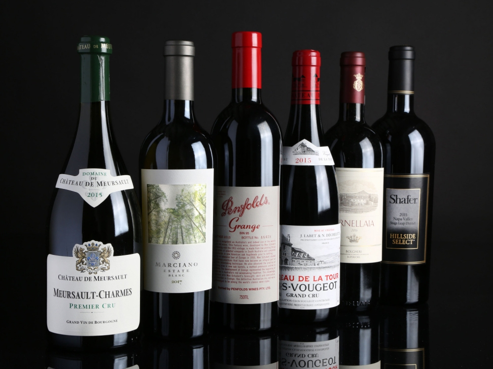 Rare & Fine Wine Offers Award-Winning Wines You Won't Find Anywhere Else