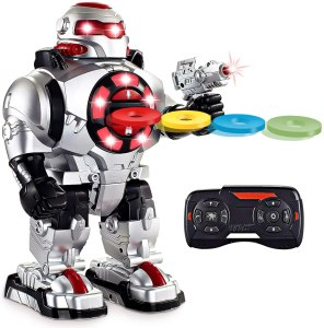 roboshooter toy robot, best robot toys, robot toys for kids