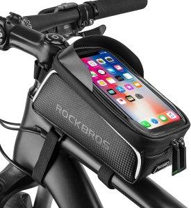 rock bros bike phone mount bag, best bike phone mount