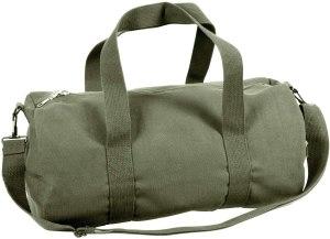 rothco canvas gym bag, best gym bags