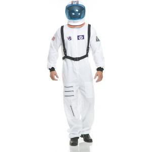Charades Unisex-Adults Astronaut Costume