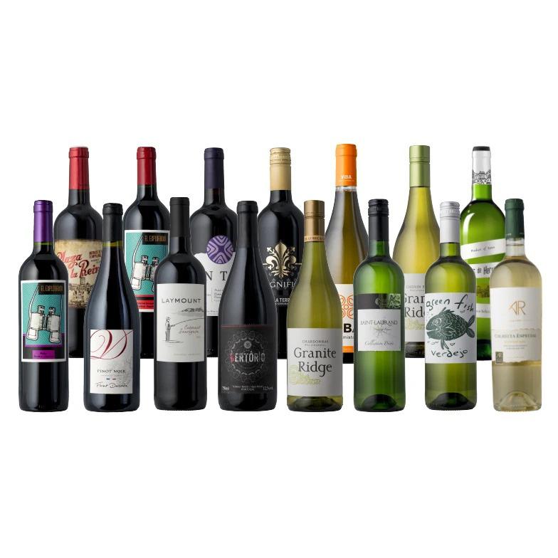 The Ultimate Sampler from Splash Wines