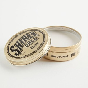 Shiner Gold Maximum Matte Clay Pomade