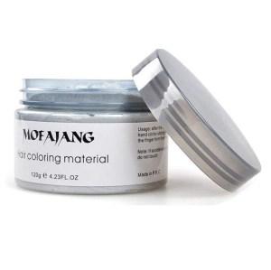 MOFAJANG Silver Grey Hair Wax