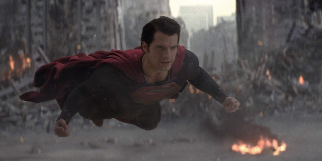 snyder cut superman