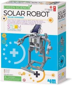 solar powered robot toy, best robot toys