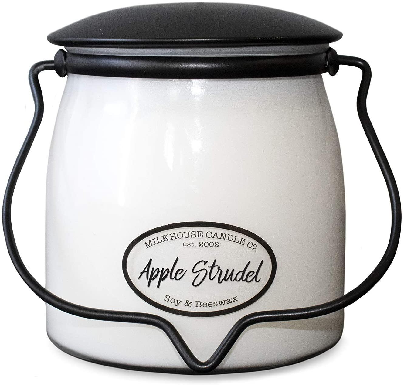 candle in farmhouse jar