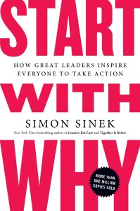 Start With Why, best business books