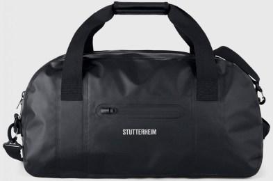 stutterheim rain duffel bag