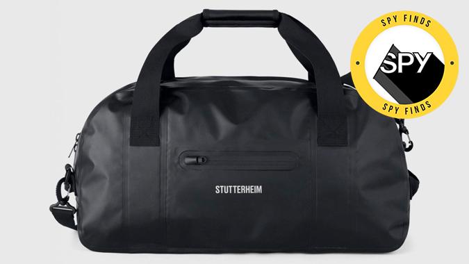 stutterheim waterproof bags 2020
