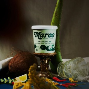 Marco Thai Coco-Lime Ice Cream