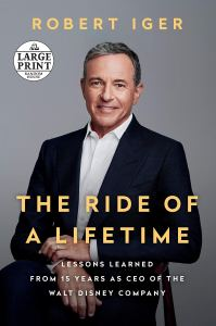 The Ride of a Lifetime Bob Iger, best business books