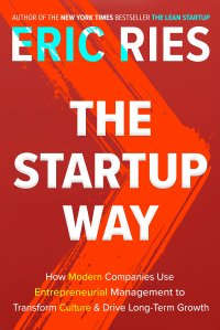 The Startup Way, best business books
