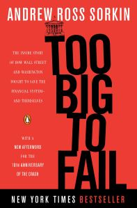 too big to fail, best business books