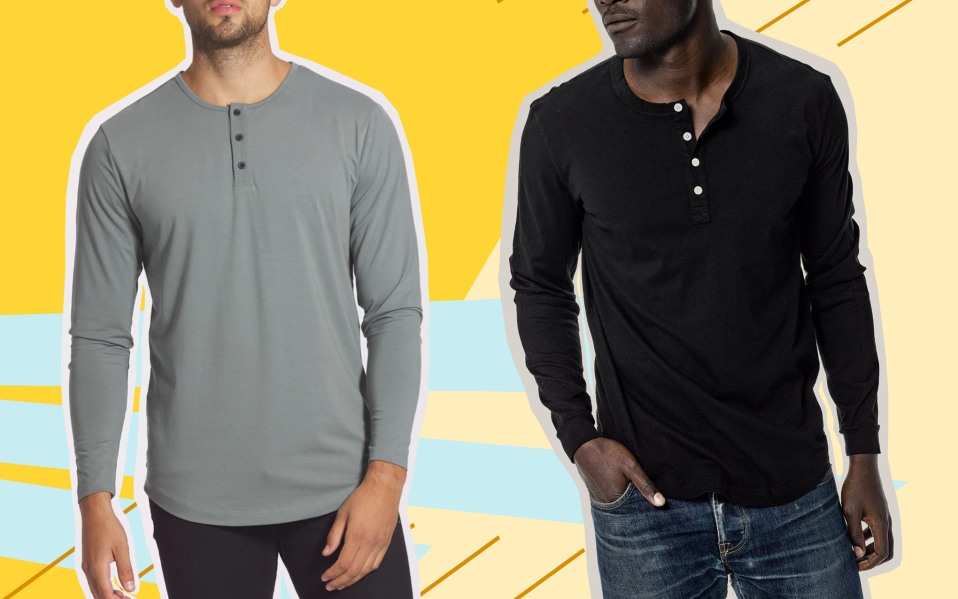 How To Choose The Right Website For Purchasing A Henley Shirt?
