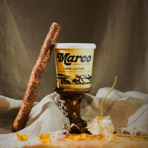 Marco Vanilla Chai Ice Cream