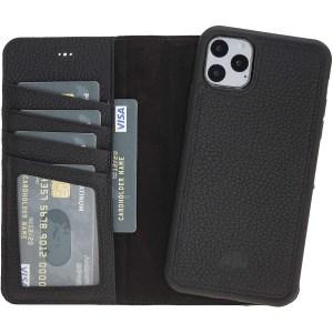 Burkley Case Carson Detachable iPhone 11 Pro Max Wallet Case