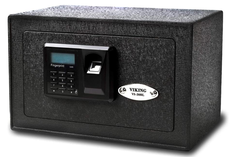 viking security handgun safe