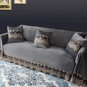 vintage sofa slipcover, sofa slipcover
