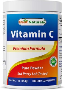 vitamin c powder, vitamin c powders