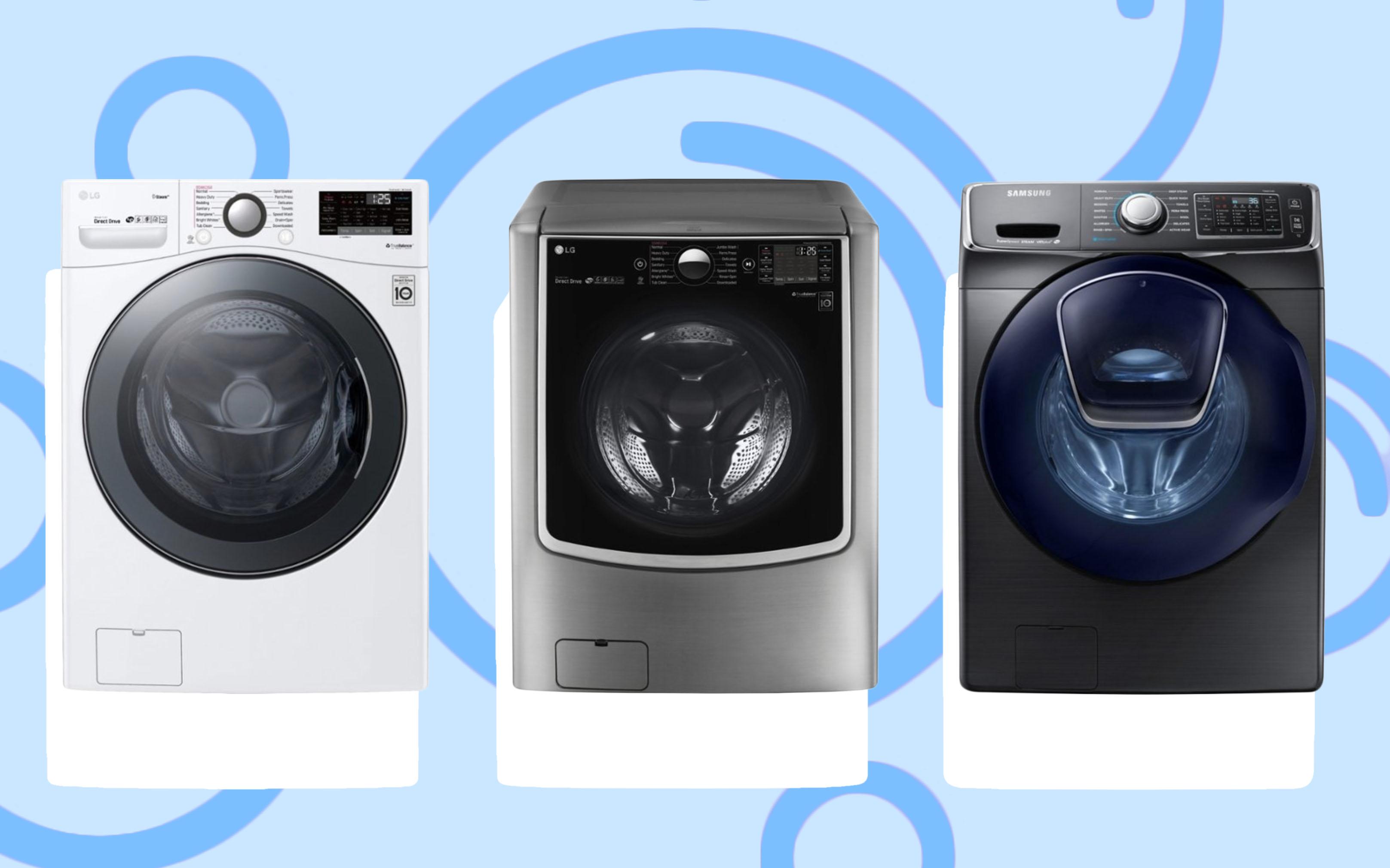 best black friday appliance deals 2020 - washing machines