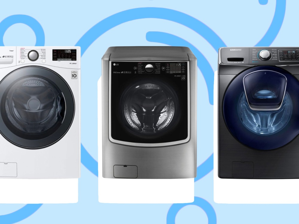 We Did the Research So You Don't Have To: The 10 Best Washing Machines for Any Household, Space and Budget
