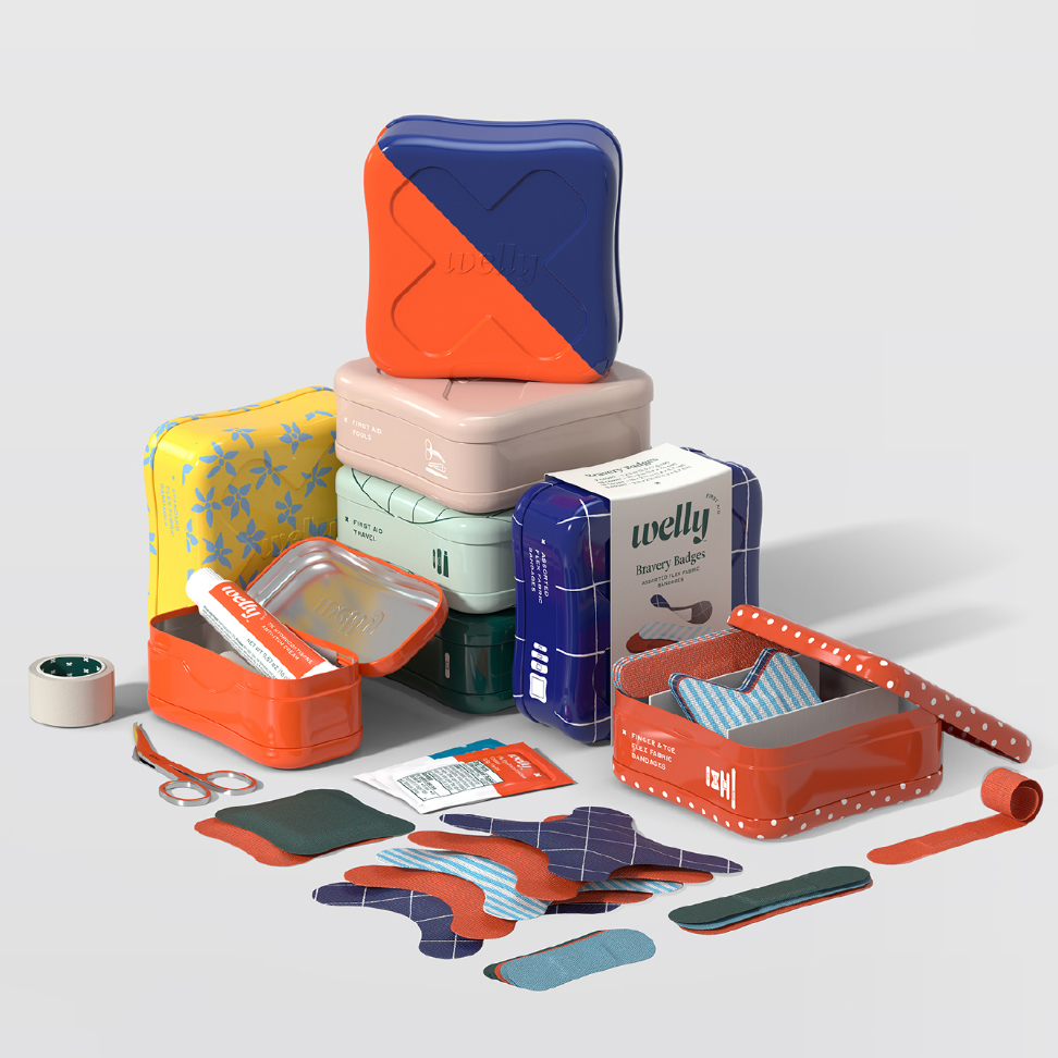 welly first aid kits - best christmas gifts of 2021
