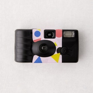 Urban Outfitters Disposable Camera