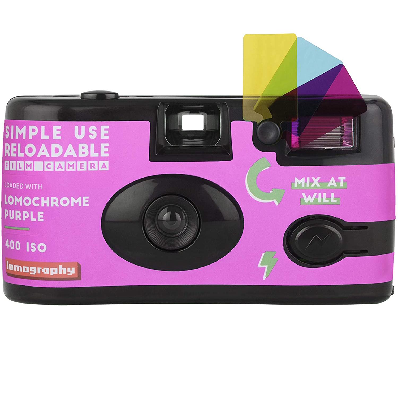 Lomography Simple Use Reloadable Film Camera