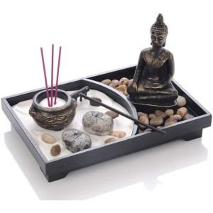 TA BEST UgyDuky Tabletop Zen Garden