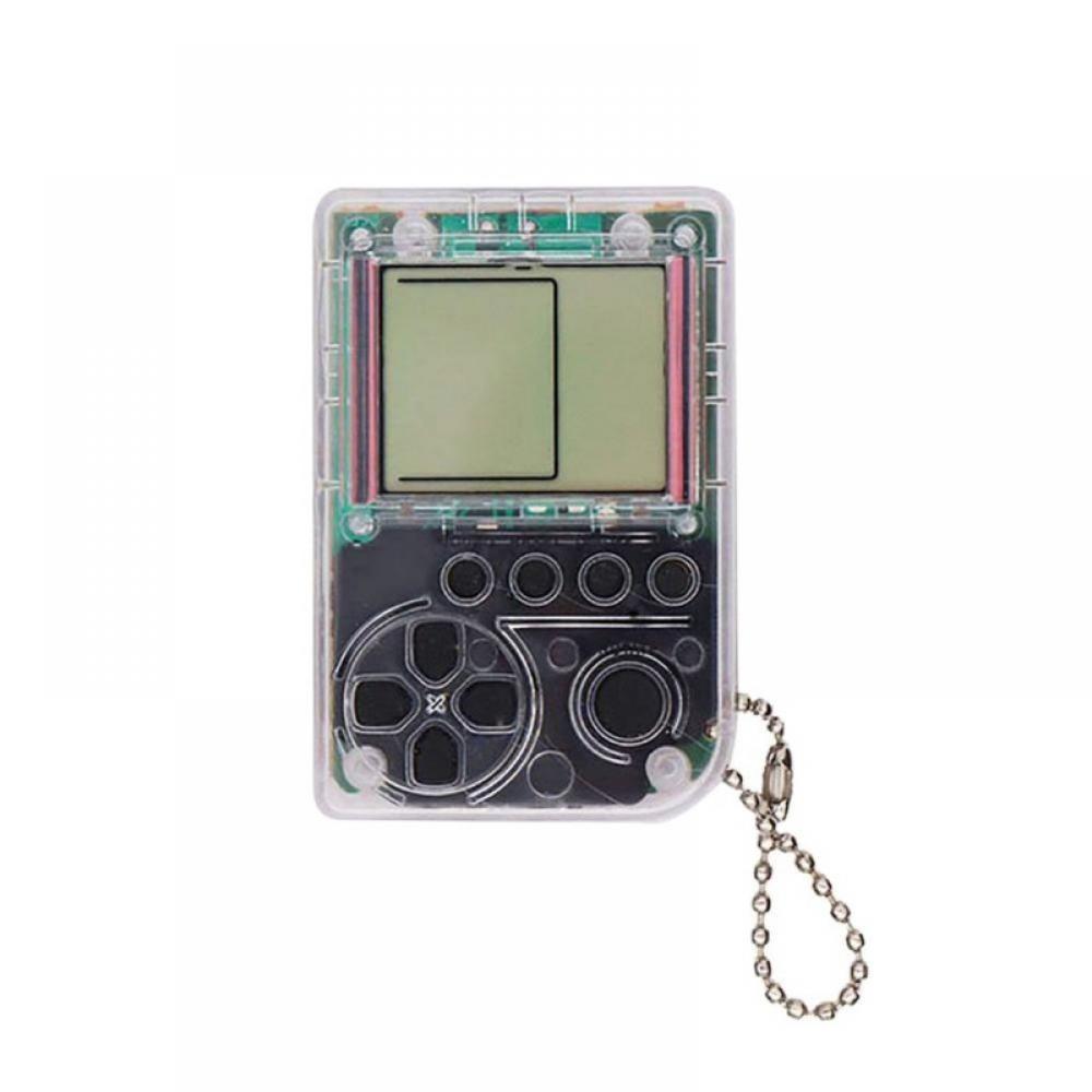 GETFIT Mini Keychain Pendant Tetris Game Box