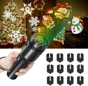 Nexgadget Christmas Projector Light