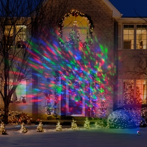 Gemmy Lightshow Multi-Colored Christmas Lights