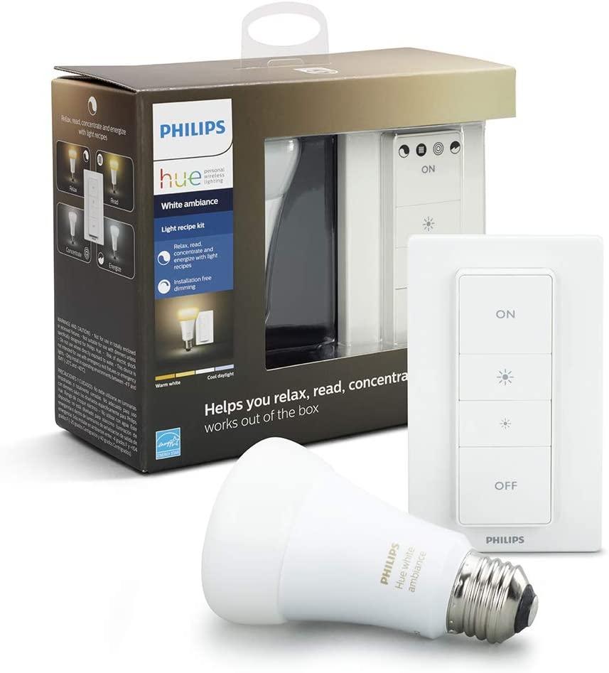 best smart light bulbs, philips hue