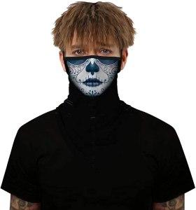 halloween balaclava bandana mask
