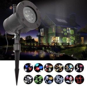 Tohuu Christmas Projector Lights
