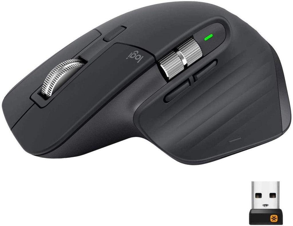 Logitech MX Master 3, best ergonomic mouse